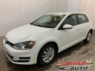 Used 2015 Volkswagen Golf Trendline TSI Mags Sièges chauffants Bluetooth for sale in Trois-Rivières, QC