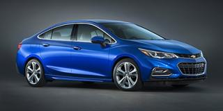 Used 2017 Chevrolet Cruze LT for sale in Scarborough, ON