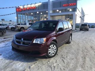 Used 2018 Dodge Grand Caravan CVP/SXT for sale in Red Deer, AB
