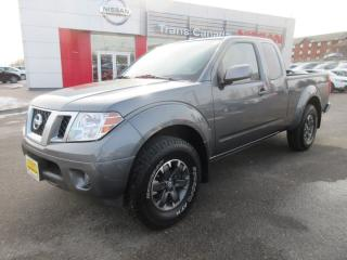 Used 2016 Nissan Frontier PRO-4X King Cab for sale in Peterborough, ON
