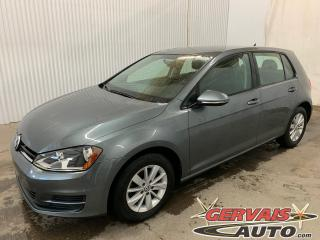 Used 2015 Volkswagen Golf Trendline TSI Mags Sièges chauffants Bluetooth for sale in Shawinigan, QC