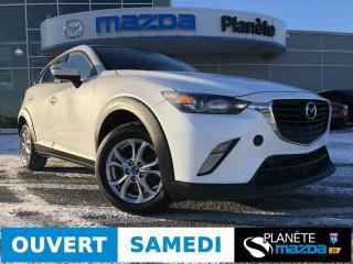 Used 2016 Mazda CX-3 GS AWD AIR CRUISE MAGS BLUETOOTH for sale in Mascouche, QC