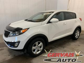 Used 2016 Kia Sportage LX Mags A/C Sièges chauffants Bluetooth for sale in Shawinigan, QC