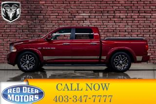 Used 2011 RAM 1500 4x4 Crew Cab Sport Leather Roof Nav for sale in Red Deer, AB