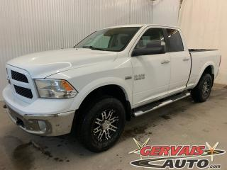 Used 2014 RAM 1500 Outdoorsman 4X4 HEMI MAGS A/C Caméra de recul for sale in Shawinigan, QC