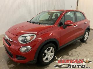 Used 2016 Fiat 500 X Pop MAGS  A/C Bluetooth for sale in Shawinigan, QC