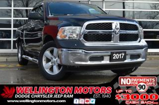 Used 2017 RAM 1500 SLT >>> Remote Start >>> Crew Cab !! for sale in Guelph, ON