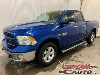 Used 2014 RAM 1500 Outdoorsman 4X4 HEMI A/C Caméra de recul Volant chauffant for sale in Shawinigan, QC