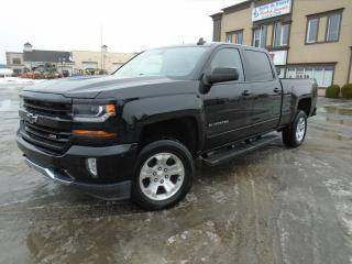 Used 2016 Chevrolet Silverado 1500 LT cabine multiplace 153 po 4RM avec 1LT for sale in Mirabel, QC