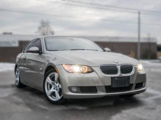 Used 2008 BMW 3 Series 328i I Convertible Hard top I One owner for sale in Toronto, ON