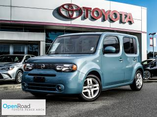 Used 2009 Nissan Cube 1.8 S CVT Push button start! for sale in Surrey, BC