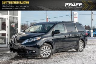 Used 2016 Toyota Sienna XLE AWD 7-pass V6 6A for sale in Orangeville, ON