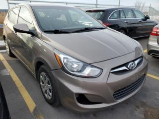 Used 2014 Hyundai Accent 5DR HB MAN GL for sale in Whitby, ON
