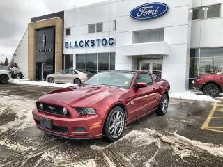 Used 2014 Ford Mustang GT 5.0 Amazing Condition, Crazy Low kms, Automatic for sale in Orangeville, ON