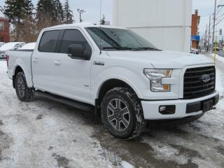 Used 2017 Ford F-150 4WD SuperCrew 145