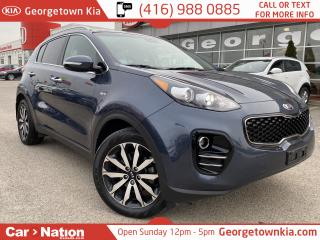 Used 2017 Kia Sportage EX PREMIUM | AWD | PANO ROOF | LEATHER | for sale in Georgetown, ON