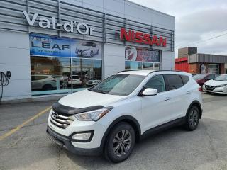 Used 2016 Hyundai Santa Fe SPORT PREMIUM for sale in Val-d'Or, QC