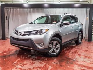 Used 2013 Toyota RAV4 XLE**CAMERA DE RECUL**TOIT OUVRANT**AWD(4X4)** 90 JOURS SANS PAIEMENT ! (DÉTAILS EN CONCESSIONS) for sale in Montreal, QC
