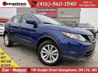 Used 2018 Nissan Qashqai S | BU CAM | HTD SEATS | ONLY 36KMS | ALLOYS | B/T for sale in Georgetown, ON