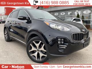 Used 2017 Kia Sportage SX | AWD | NAVI | PANO ROOF | TWO TONE | LOADED | for sale in Georgetown, ON