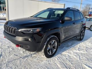 Used 2019 Jeep Cherokee Trailhawk for sale in Chicoutimi, QC