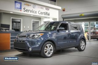 Used 2016 Kia Soul 5dr Wgn Auto EX+ ECO for sale in Sherbrooke, QC