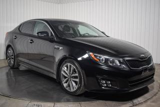 Used 2015 Kia Optima SX TURBO DEMI CUIR NAV TOIT PANO for sale in St-Hyacinthe, QC