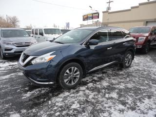 Used 2017 Nissan Murano SV AWD Nav Toit Pano Démarreur Caméra for sale in Laval, QC