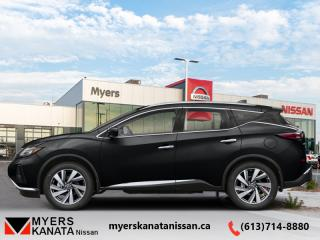 New 2019 Nissan Murano Platinum AWD  - Cooled Seats - $298 B/W for sale in Kanata, ON
