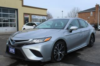 Used 2018 Toyota Camry SE Hybrid for sale in Brampton, ON