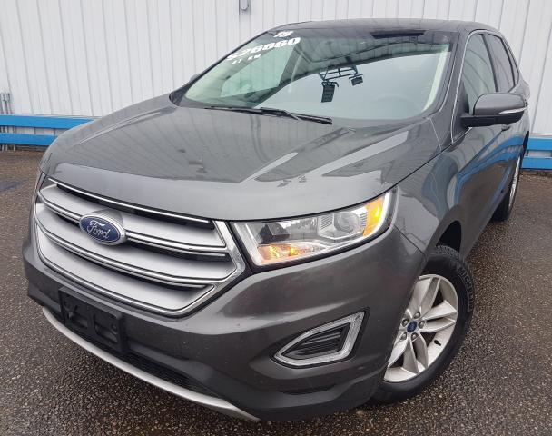 2018 Ford Edge SEL AWD *HEATED SEATS*