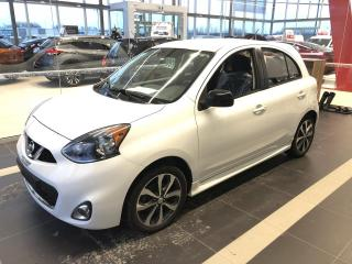 Used 2015 Nissan Micra SR, AUTO, MAGS, GARANTIE for sale in Lévis, QC