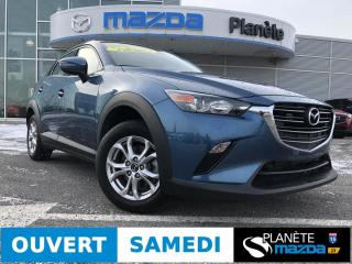 Used 2019 Mazda CX-3 GS AWD AUTO AIR MAGS BLUETOOTH for sale in Mascouche, QC