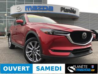 Used 2019 Mazda CX-5 GT AWD AUTO AIR CRUISE TOIT NAVIGATION for sale in Mascouche, QC