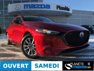 Used 2019 Mazda MAZDA3 GS AUTO AIR CRUISE MAG BLUETOOTH for sale in Mascouche, QC