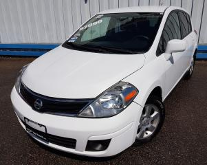 Used 2012 Nissan Versa 1.8 SL Hatchback *AUTOMATIC* for sale in Kitchener, ON