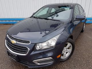 Used 2015 Chevrolet Cruze 2LT *LEATHER-SUNROOF* for sale in Kitchener, ON