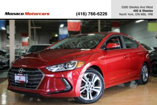 Used 2017 Hyundai Elantra SE - SUNROOF|BACKUP|BLINDSPOT|LANEKEEP|ALLOYS for sale in North York, ON