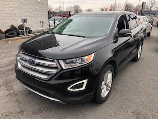 Used 2017 Ford Edge SEL AWD CUIR TOIT PANO MAGS NAV for sale in St-Constant, QC