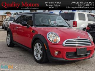 Used 2011 MINI Cooper LV for sale in Etobicoke, ON