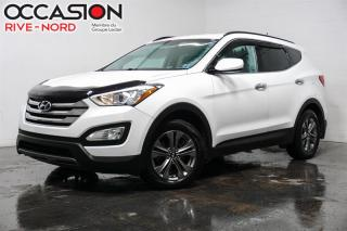 Used 2015 Hyundai Santa Fe Sport PREMIUM MAGS+BLUETOOTH for sale in Boisbriand, QC
