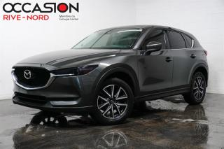 Used 2018 Mazda CX-5 GT AWD NAVI+CUIR+TOIT.OUVRANT for sale in Boisbriand, QC