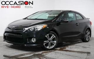 Used 2016 Kia Forte Koup EX TOIT.OUVRANT+MAGS+SIEGES.CHAUFFANTS for sale in Boisbriand, QC