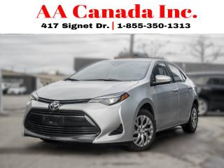 Used 2018 Toyota Corolla LE for sale in Toronto, ON