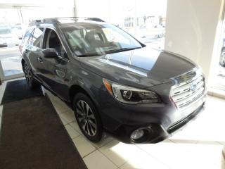 Used 2016 Subaru Outback LIMITED AUTO 4 ROUES MOTRICES TOIT CUIR for sale in Dorval, QC