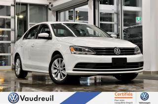 Used 2016 Volkswagen Jetta 1.4 TSI Trendline+ * TOIT * 16 POUCES * for sale in Vaudreuil-Dorion, QC