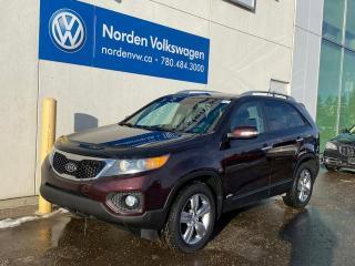 Used 2012 Kia Sorento EX AWD / V6 for sale in Edmonton, AB
