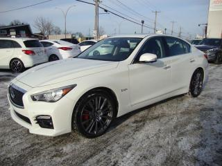 Used 2017 Infiniti Q50 RARE!!! for sale in Pierrefonds, QC