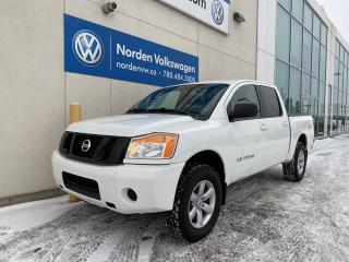 Used 2014 Nissan Titan 4X4 CREW CAB - PWR PKG for sale in Edmonton, AB