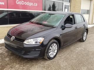 Used 2017 Volkswagen Golf Trendline / Back Up Camera for sale in Edmonton, AB